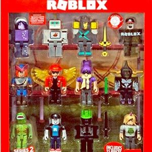 ROBLOX  Classic Series 2 set w/guest boy.